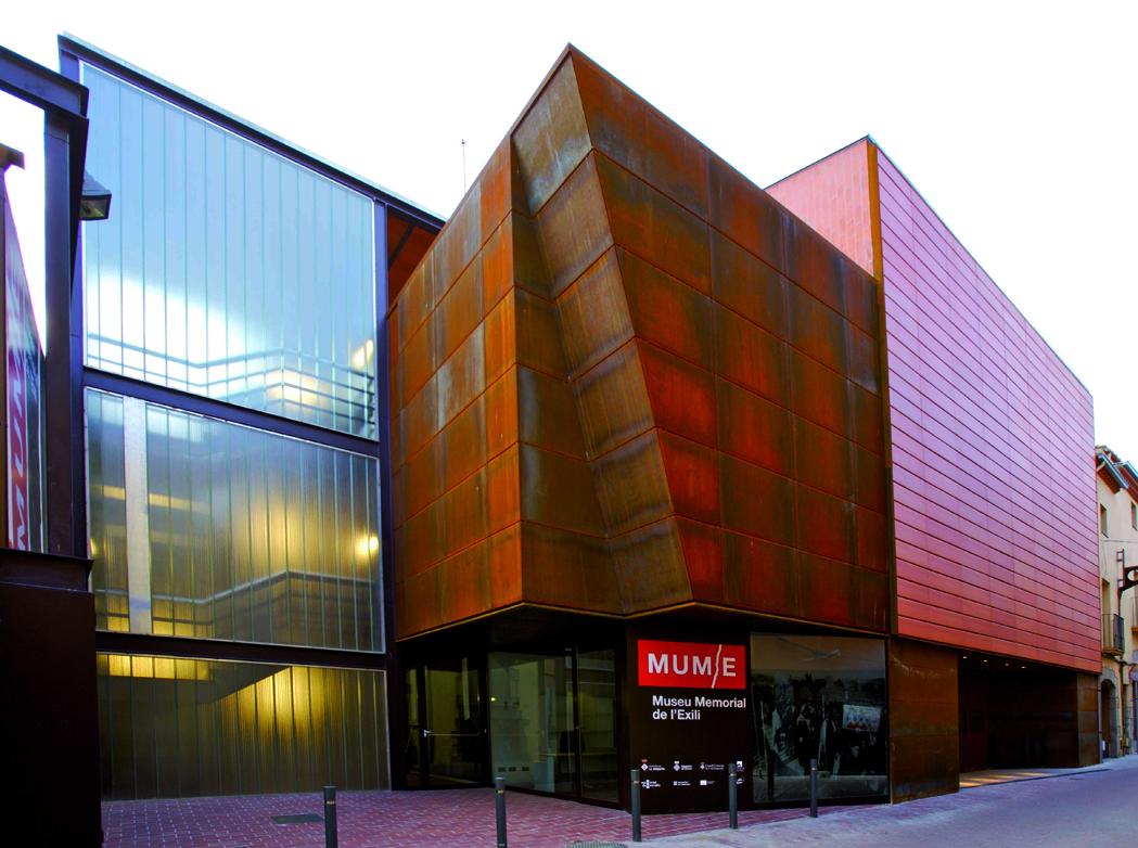 Museo Memorial del Exilio